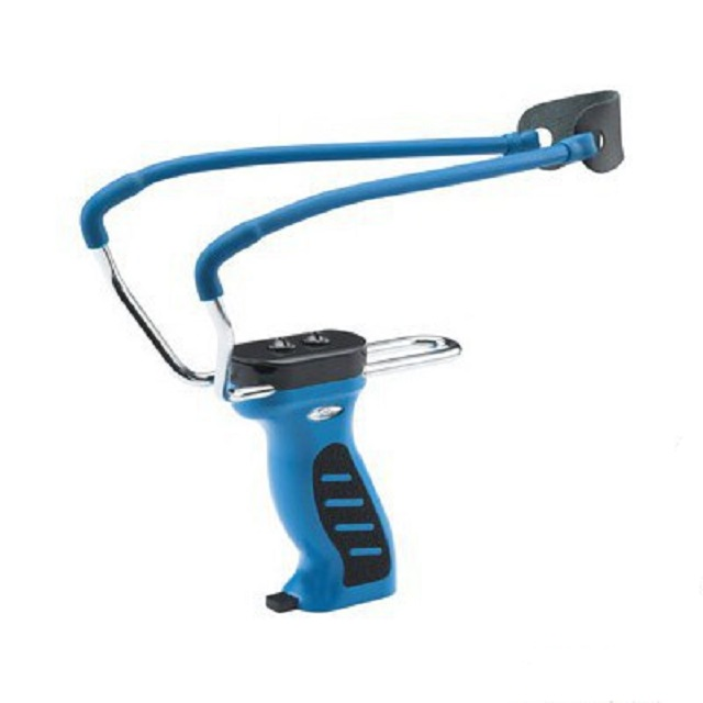 Рогатка с магазином (синяя) Interloper MK-SL08/BL рогатка с упором и магазином синяя interloper mk sl06 bl