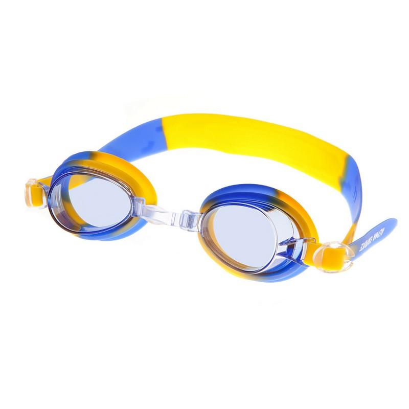 Очки для плавания Alpha Caprice AC-G20 D голубой очки для плавания alpha caprice ac g35 d зеленый