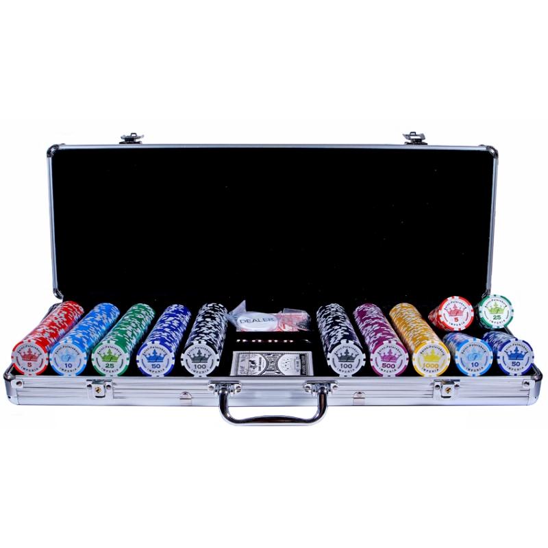 Набор для покера Empire 500 набор для покера empire 500