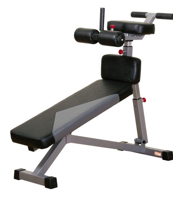 Купить Римский стул регулируемый Interatletik Gym BT-321,