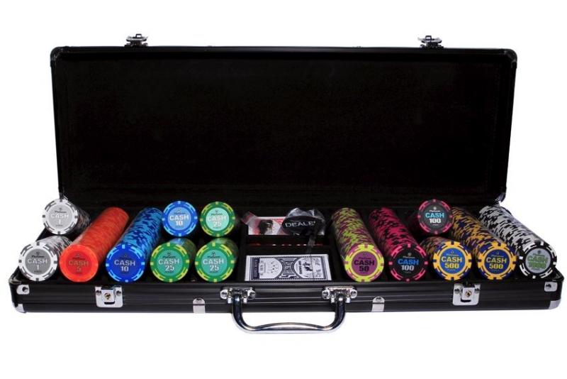 Набор для покера Cash 500