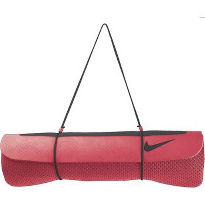 Коврик для йоги Nike Ultimate Yoga Mat 5mm Anthracite/LT Crimson/Anthracite очки nike optics veer outdoor grey lens anthracite
