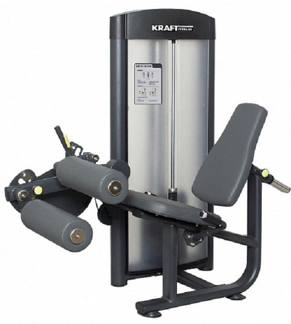 Сгибание ног сидя Kraft Fitness KFSLC регулируемая скамья kraft fitness kffiuby