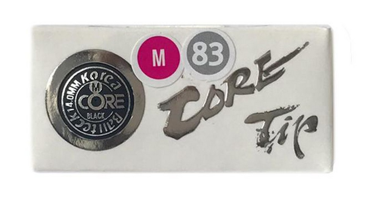 Купить Наклейка для кия Ball Teck Black Core Coffee (M) 14 мм 45.209.14.2,