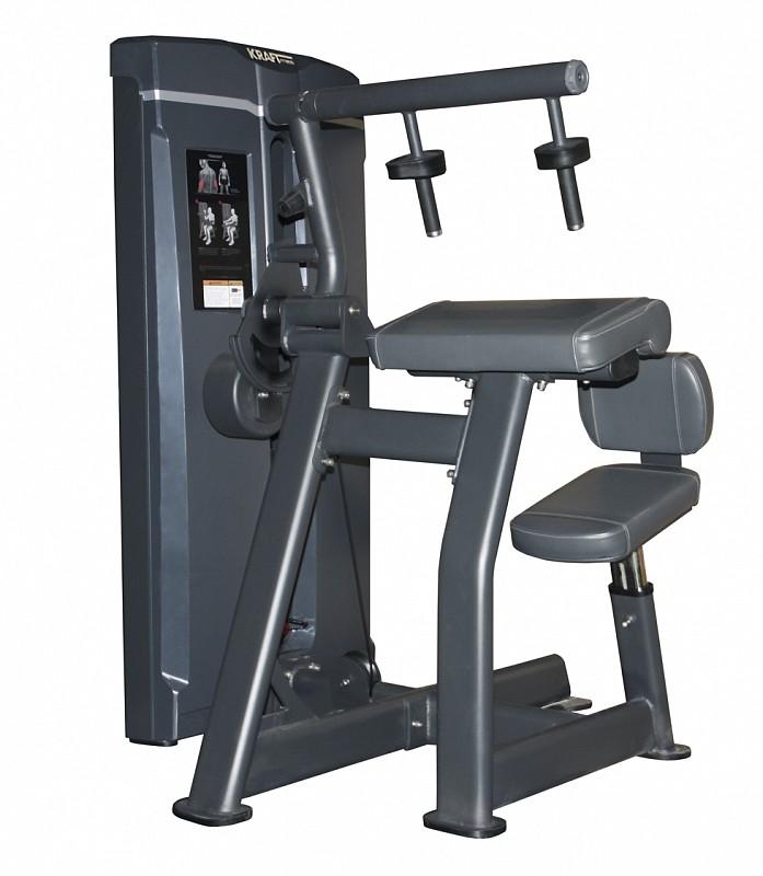 Трицепс-машина Kraft Fitness KFWTE беговая дорожка kraft fitness pk12 l