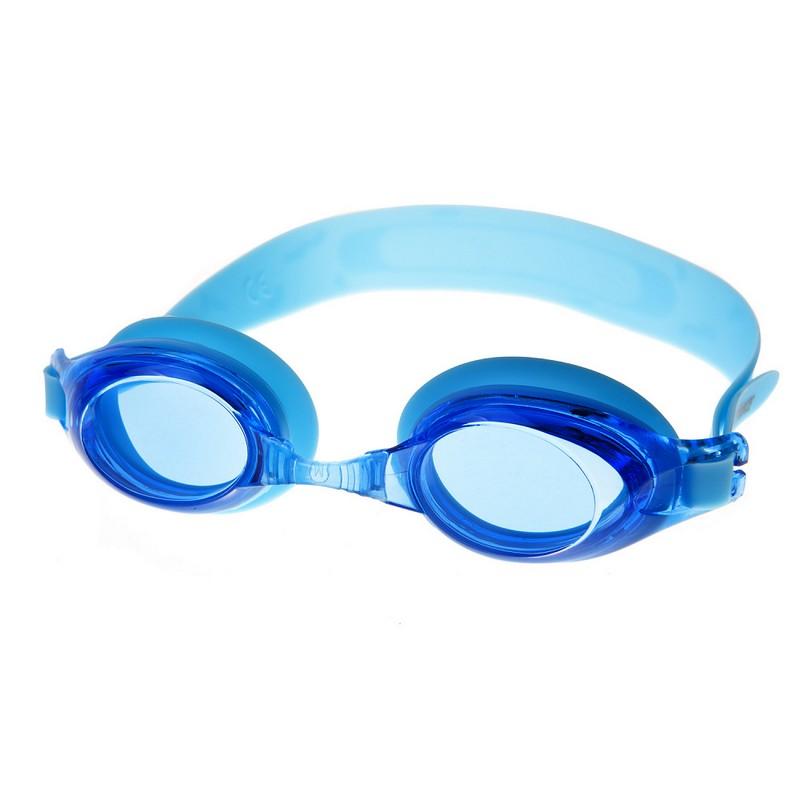 Купить Очки для плавания Alpha Caprice AC-G25 D голубой,