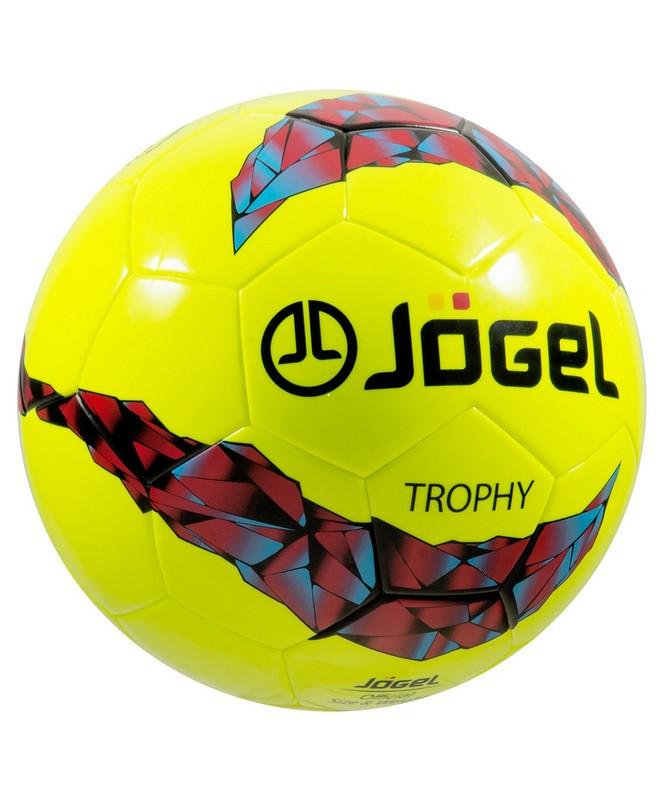 Мяч футбольный J?gel JS-900 Trophy №5 мяч футбольный j gel js 1000 grand 5