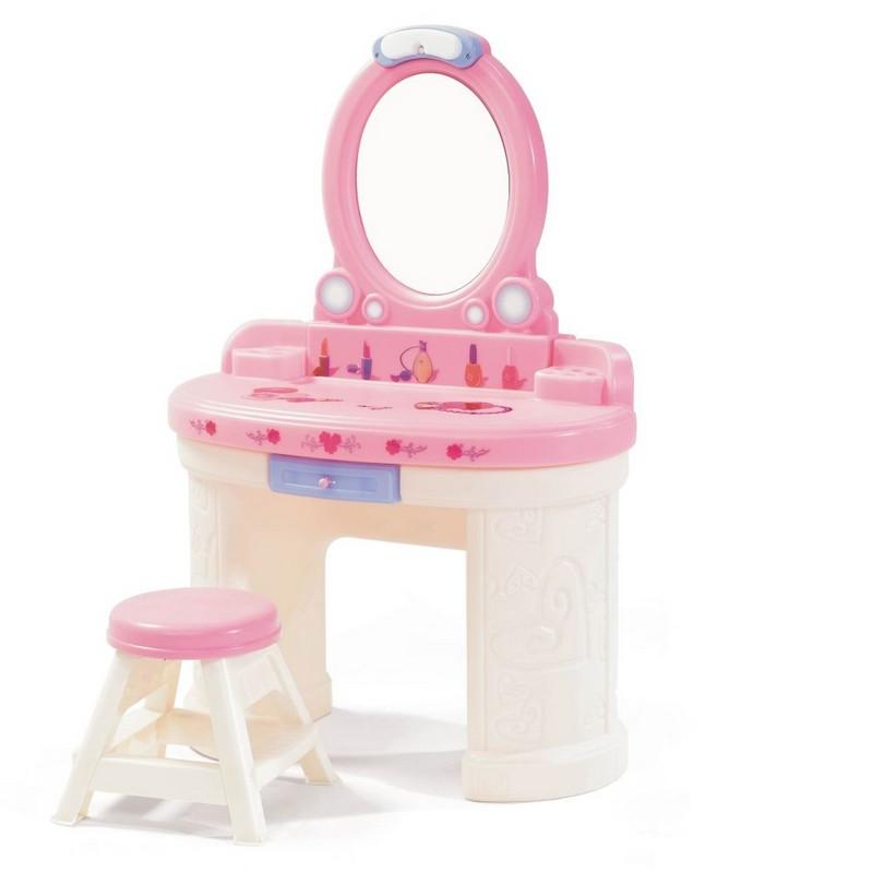 Туалетный столик Step2 Маленькая Барби 757900 от Дом Спорта