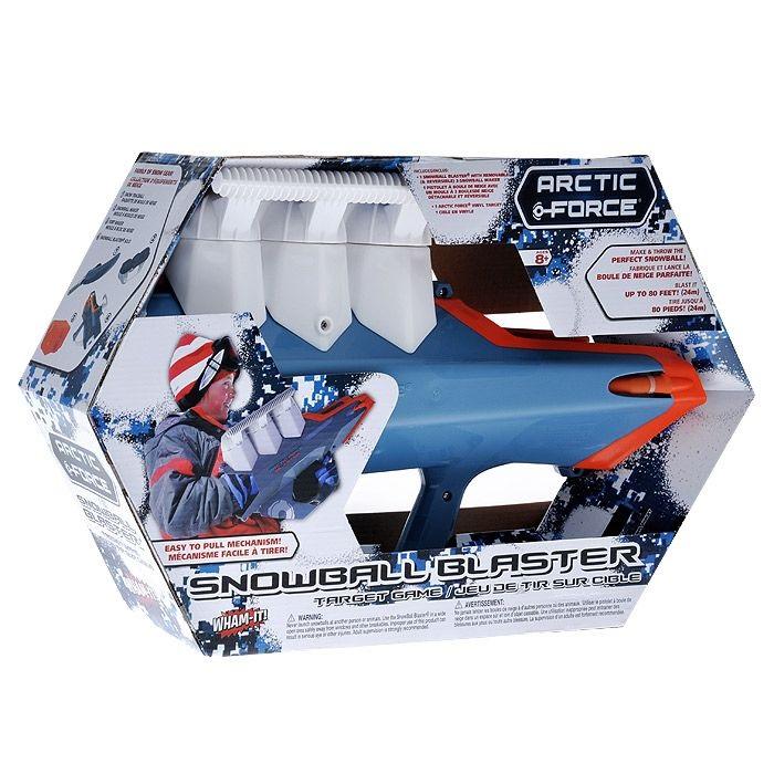 СнежкоБластер Тройной SnowBall Blaster SB38135 от Дом Спорта