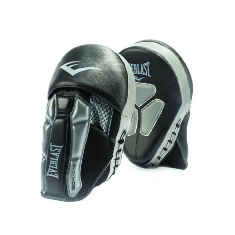 Купить Лапы Everlast Prime Leather Mantis P00000252,