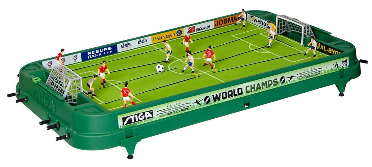 Настольный футбол Stiga World Champs 95x49x16 см, цветной