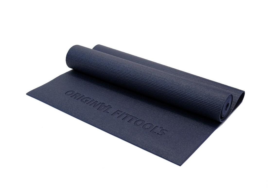 Купить Коврик для йоги Original Fit.Tools 4 мм 1730х610х4 индиго FT-YGM-4-INDIGO,