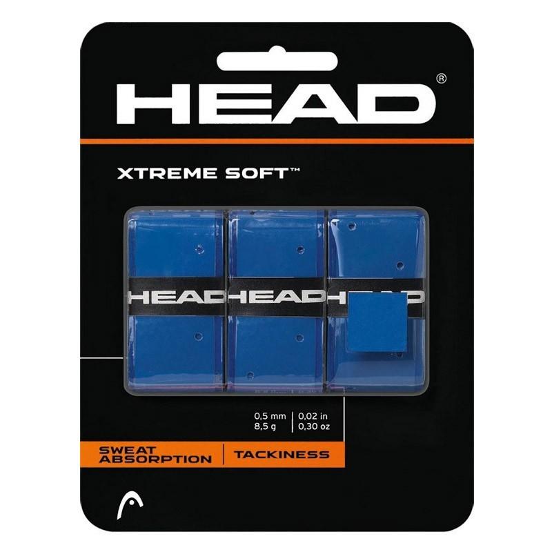 Овергрип Head Xtreme Soft синий