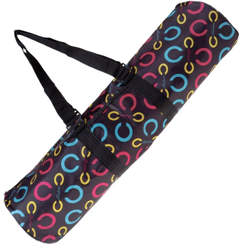 Купить Чехол для гимнастического коврика C33502-3 черный №1, NoBrand