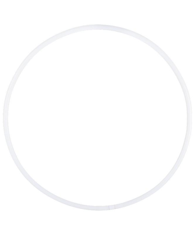 Обруч для х/г Amely AGO-101, d-80 см, белый
