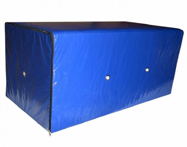 Картинка для Чехол мата страховочного 2х2х0,5м (тент)