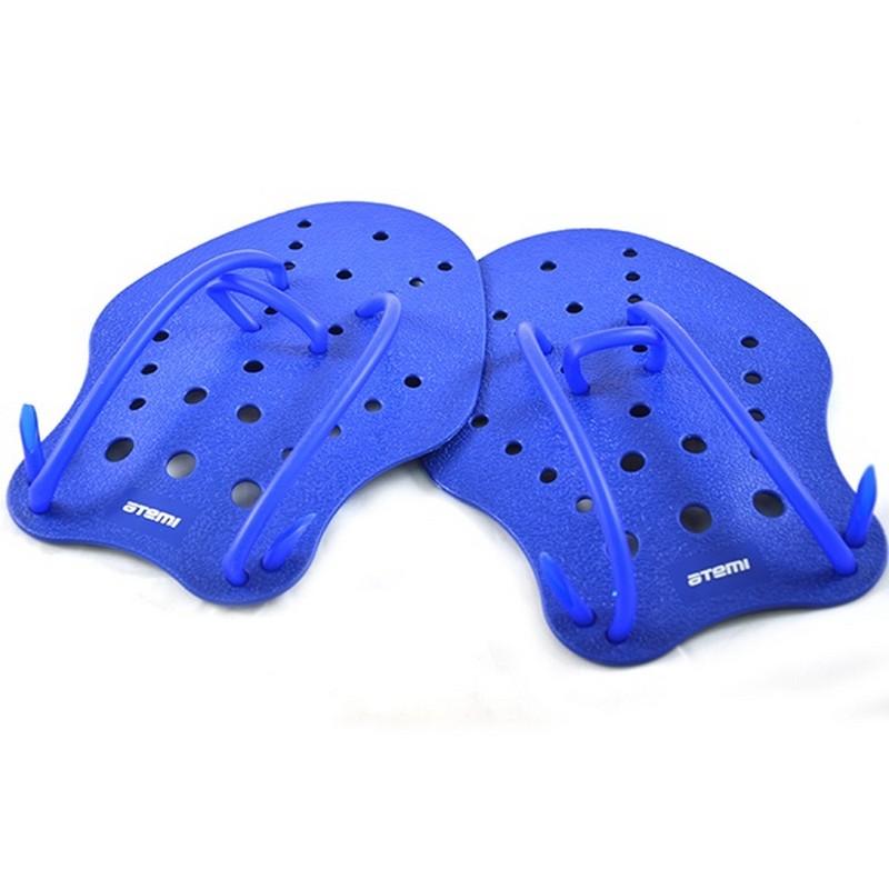 Лопатки гребные Atemi PD2, синие