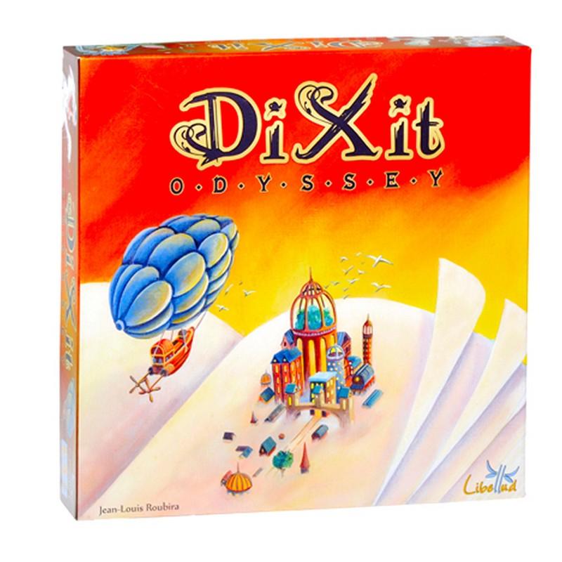 Настольная игра Диксит. Одиссея (новая версия)