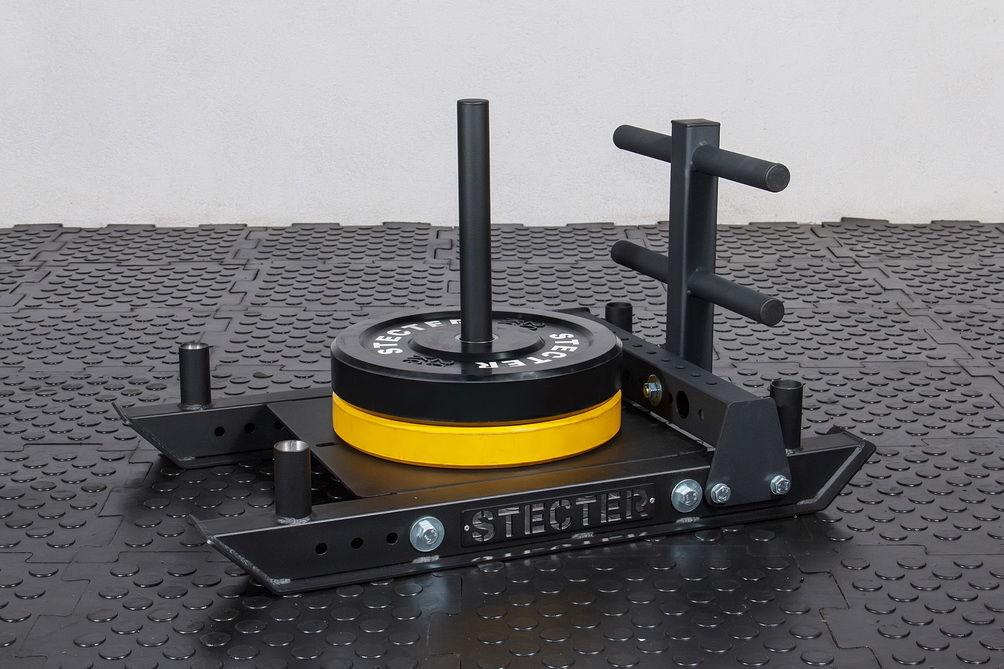 Купить Дополнительный комплект для тренировочных Н-саней Stecter Двойная рукоятка 2423,