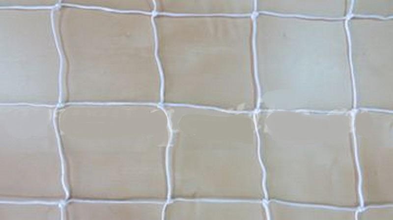 Сетка для футбольных ворот 5х2 нить 3.1 мм, пара sportiko пленка тонировочная главдор 5% 0 5 м х 3 м