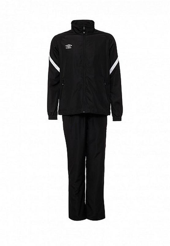 Костюм спортивный Umbro Avante Woven Suit мужской 460117 (061) чер/бел.