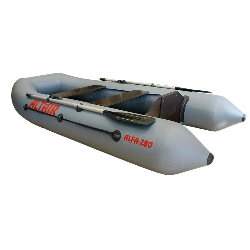 Купить Надувная лодка ПВХ Altair Alfa 280 К,