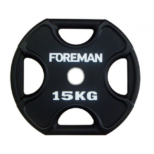 Купить Диск уретановый черный X-Training Foreman FMUPX-15KG,