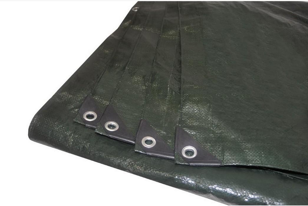 Тент терпаулинг универсальный Greenell 6х8 ТРПГ