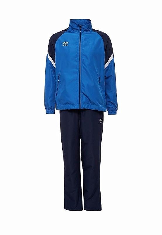 Костюм спортивный Umbro Avante Woven Suit мужской 460117 (791) син/т.син/бел.