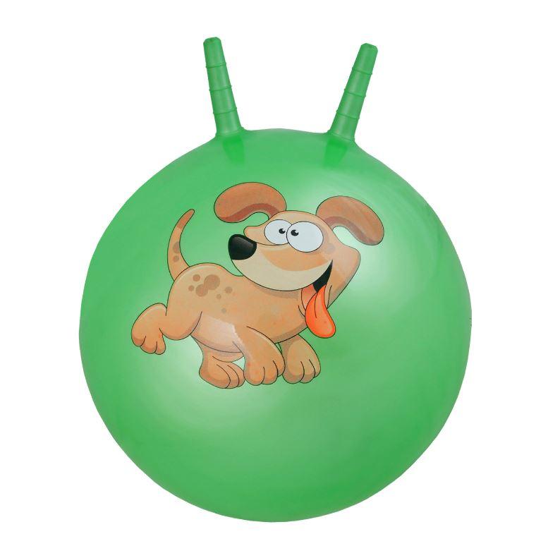 Мяч гимнастический Body Form BF-CHB02 детский 45 см, зеленый