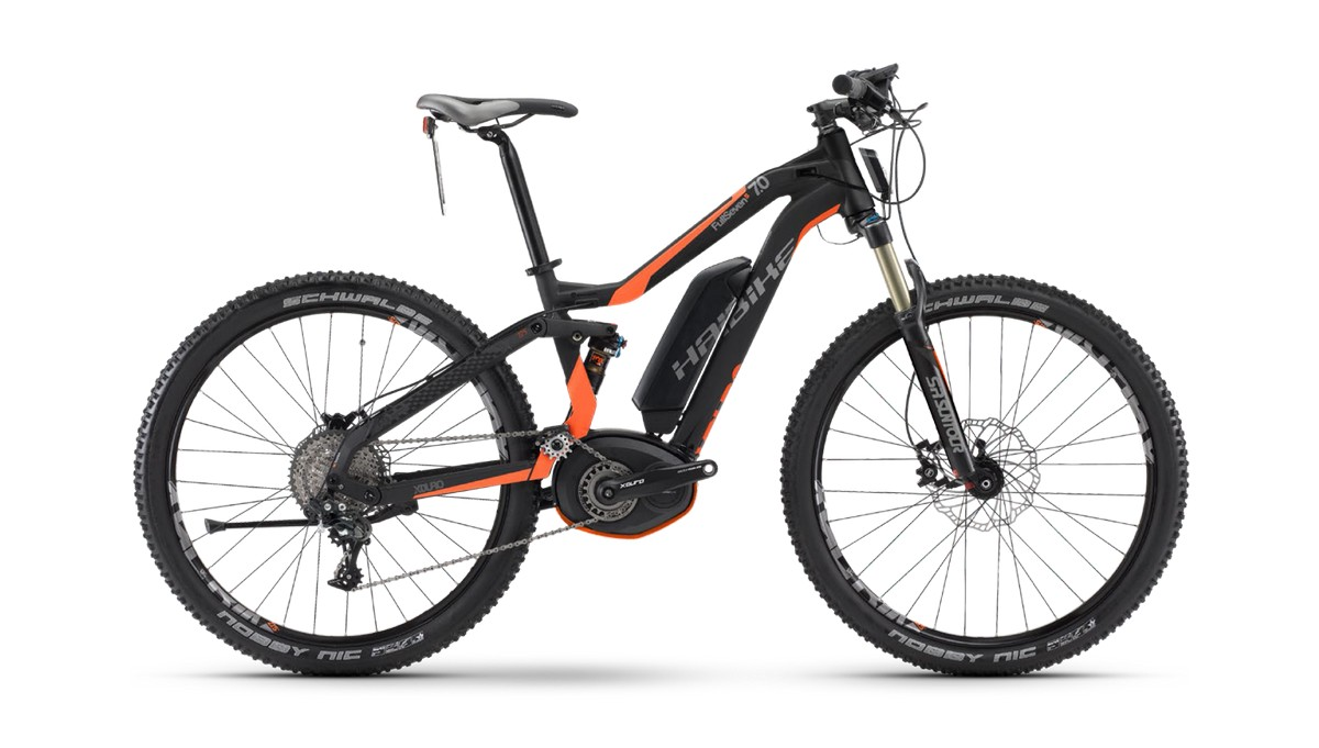 Электровелосипед HaiBike Xduro FullSeven S 7.0 (2017)