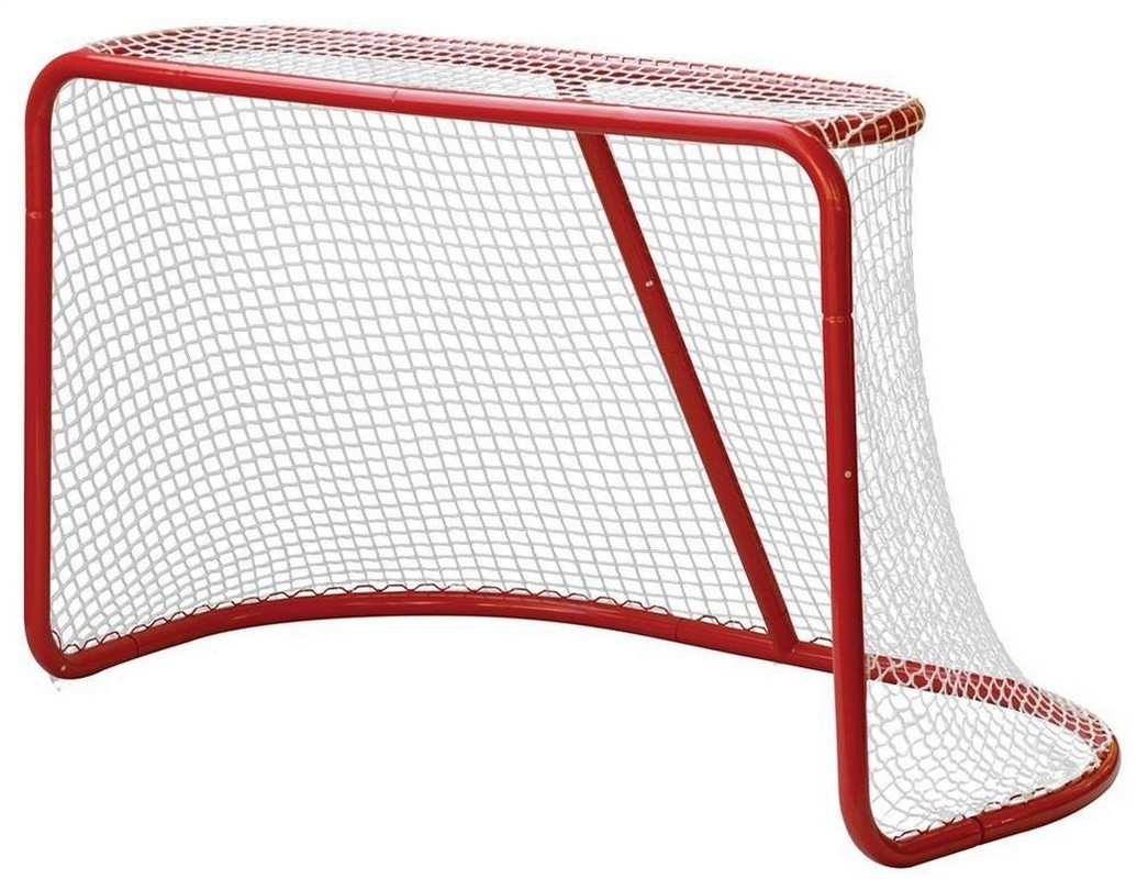 Купить Сетка для хоккея турнирная d6мм Atlet IMP-A561 пара,