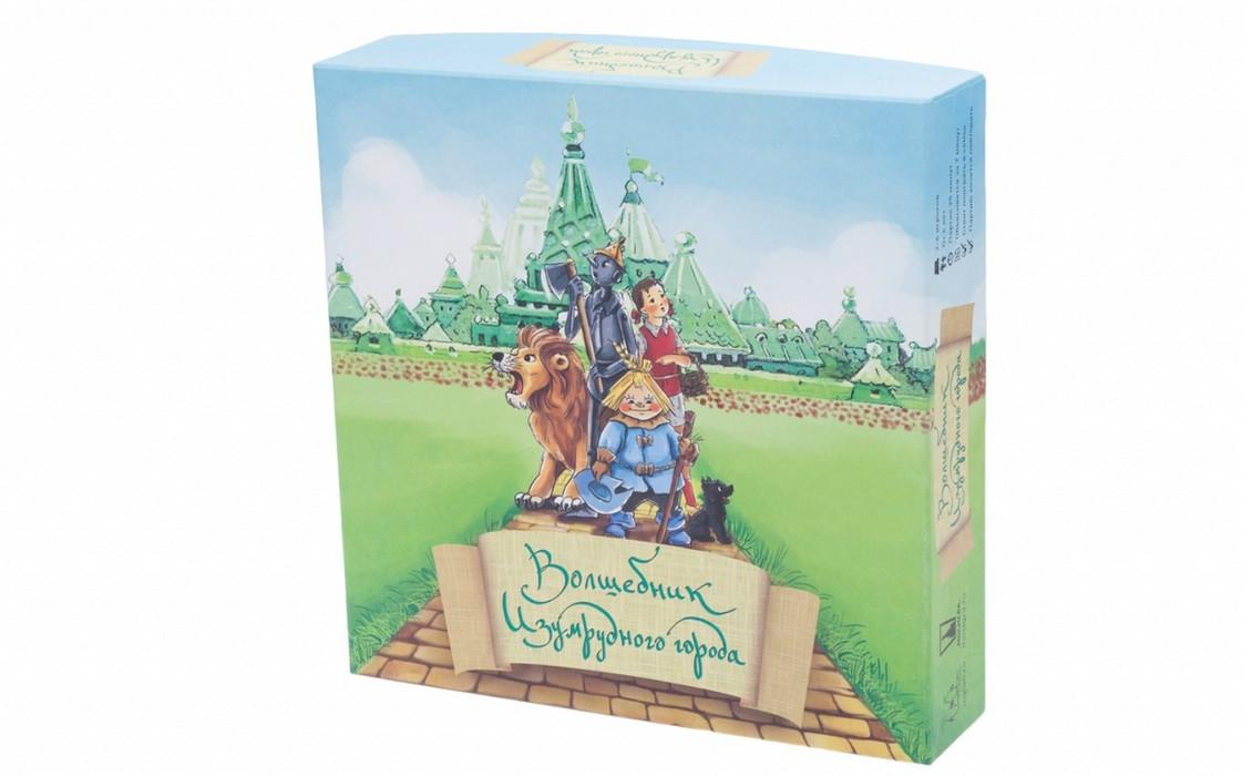 Настольная игра Magellan Волшебник Изумрудного города (на русском) mag00774