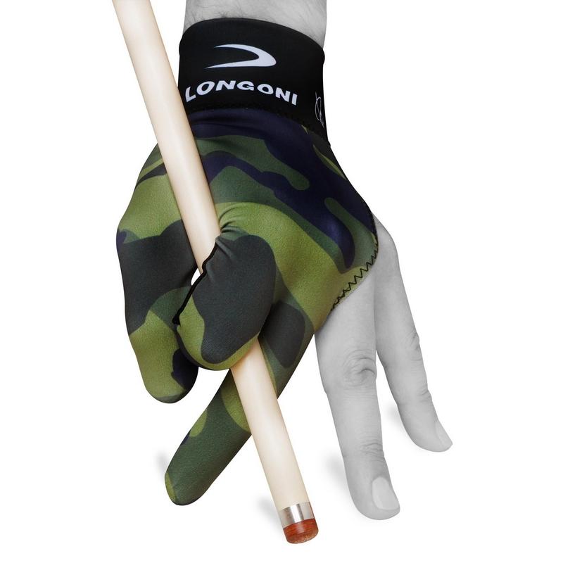 Перчатка Longoni Fancy Military 1 безразмерная