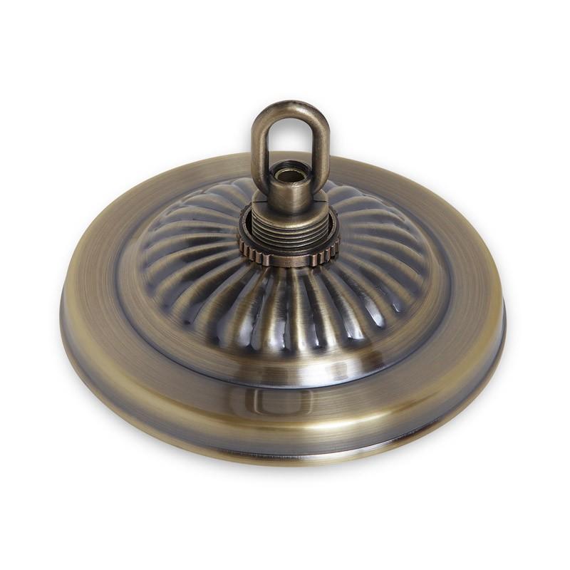Купить Потолочная чашка Fortuna Bronze для светильников Alison, Crown,