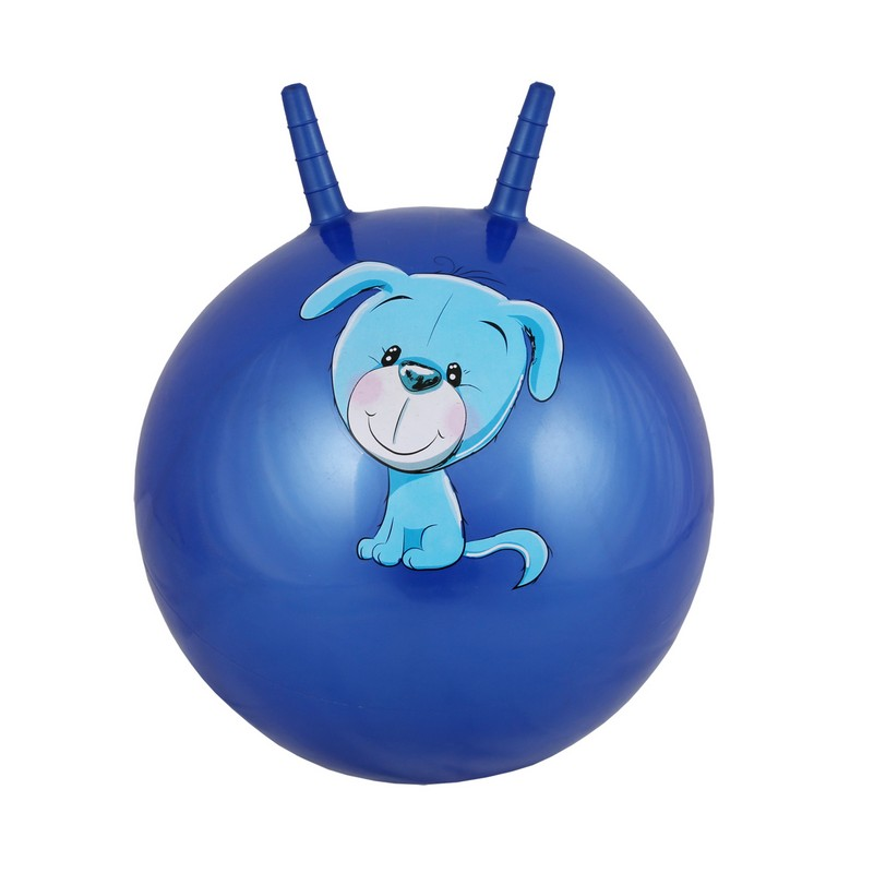 Купить Гимнастический мяч 65 см Body Form BF-CHB02 синий,