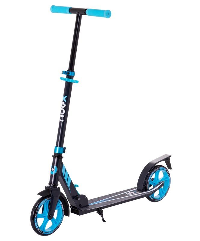Купить Самокат Ridex Echo 2.0 180 мм, синий,