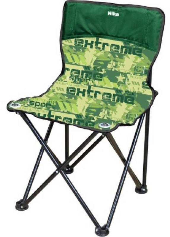 Стул Ника Премиум 3 экстрим\зеленый