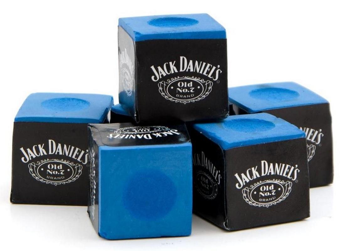 Купить Мел Jack Daniel's 6 шт 45.702.00.0 синий, NoBrand
