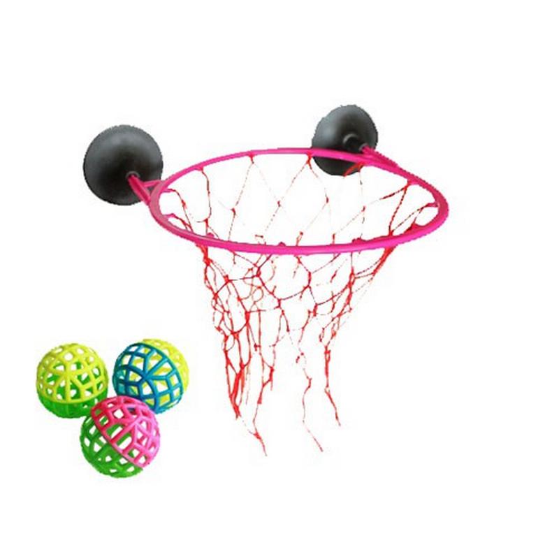 Набор Мини-баскетбол (кольцо + 4 мяча)