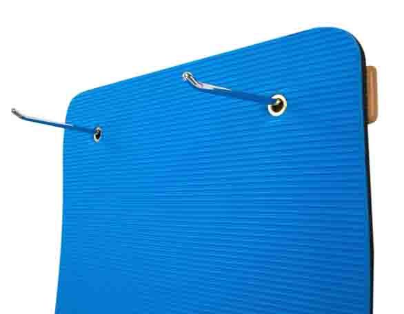 Настенный держатель для гимнастических ковриков с отверстиями Aerofit RK-EM-F180 цена