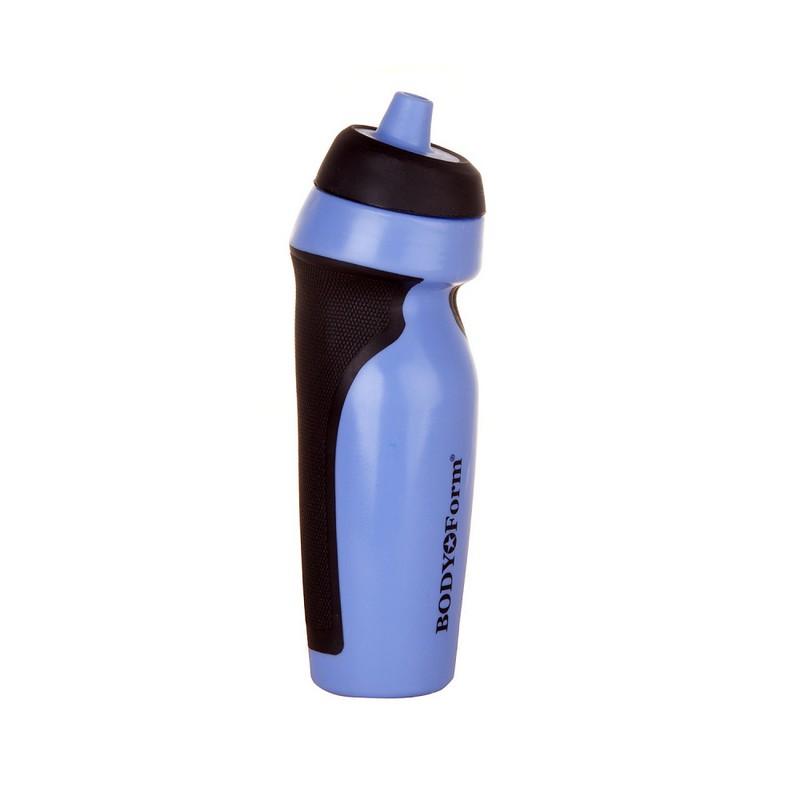 Спортивная бутылка Body Form BF-SWB23-600 голубой фото