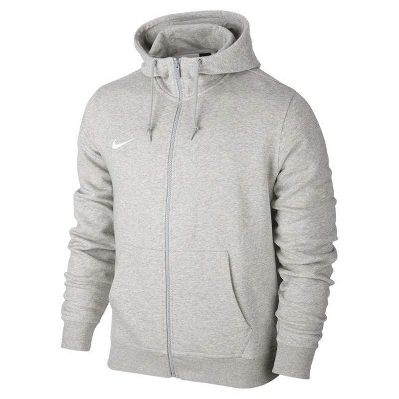 где купить Толстовка Nike Team Club Fz Hoody 658497-050 по лучшей цене