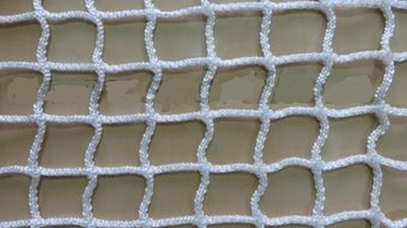 Сетка для хоккейных ворот, нить 4мм, пара sportiko