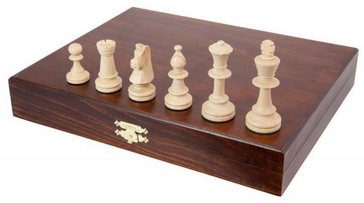 Купить Шахматы Wegiel Стаунтон Люкс wi22, NoBrand