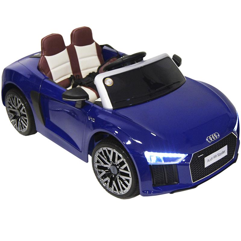 Детский электромобиль River-Toys Audi R8 (лицензия)