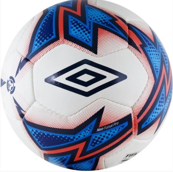 Мяч футзальный любительский р.4 UmbroNeo Futsal Liga 20871U-FCX мяч футзальный select futsal samba 852618 005 р 4