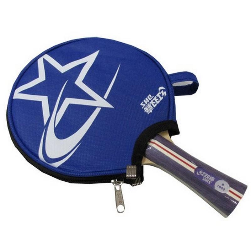 Ракетка для настольного тенниса DHS R1002 ракетка для настольного тенниса neottec 500 коническая ручка