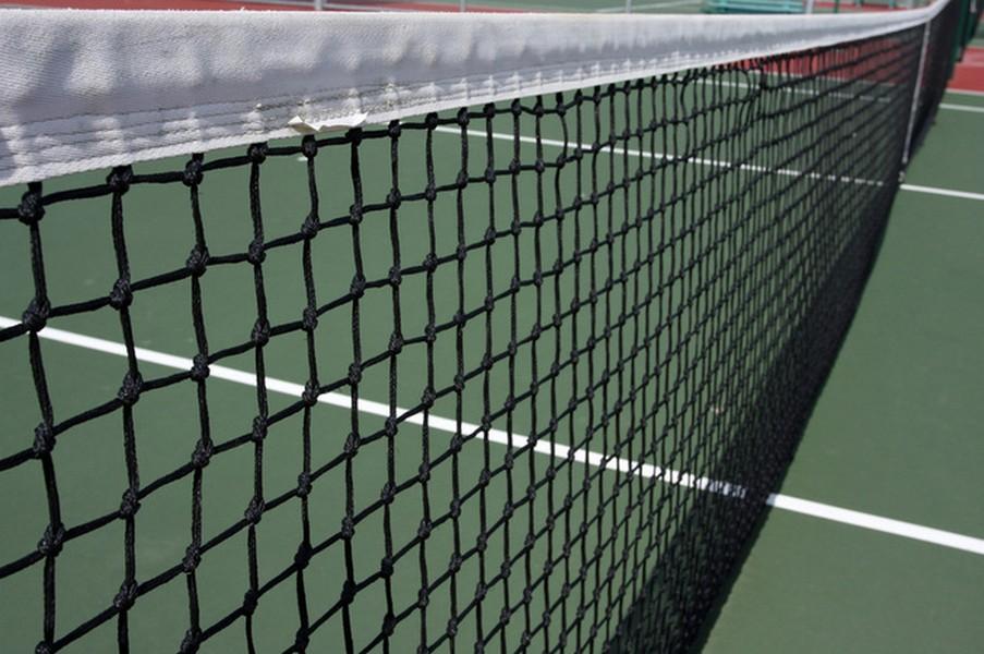 Купить Сетка для большого тенниса Atlet стандартная d=2,6 мм IMP-A71,