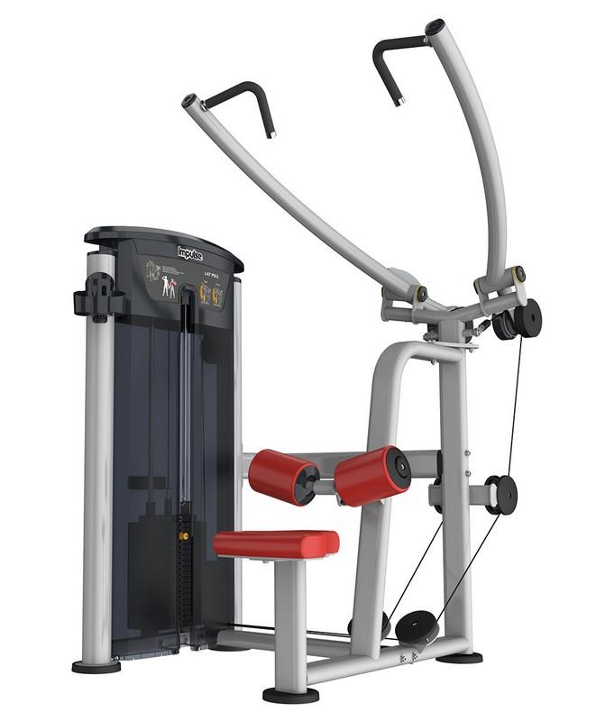Тренажер Верхняя тяга Impulse IT9502-200